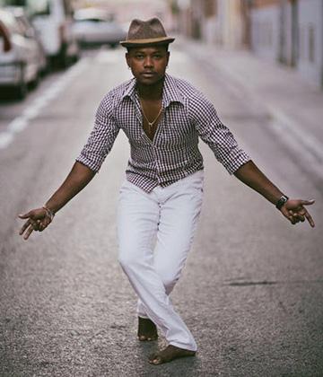 Bailando Afro latin jazz